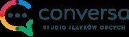 Szkoła Językowa CONVERSA - logo