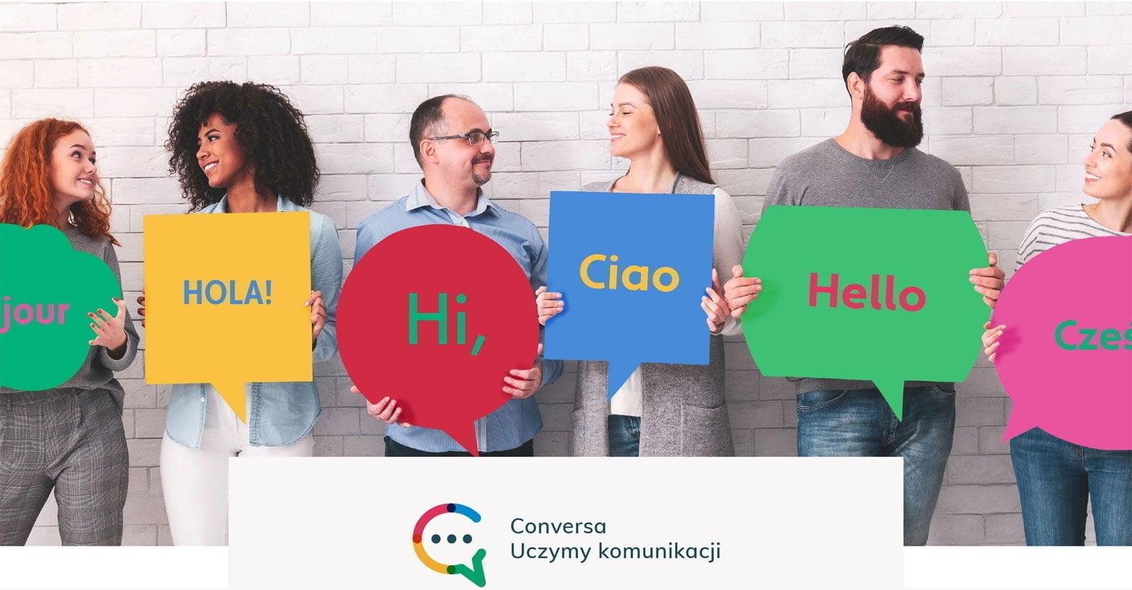 Conversa - uczymy komunikacji